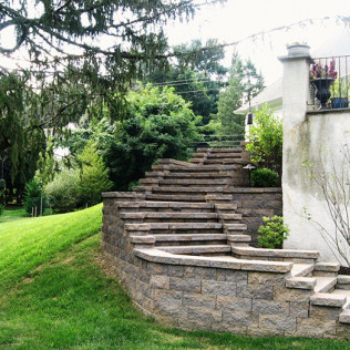 hardscaping services newtown square, pa