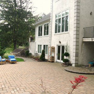 patio design services newtown square, pa